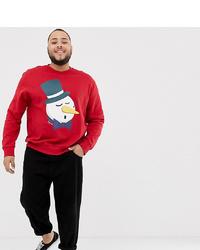 Red Christmas Sweatshirt