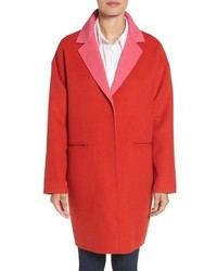 Kate Spade New York Double Face Wool Blend Coat