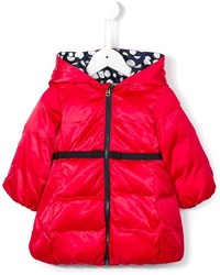Armani Junior Reversible Padded Coat