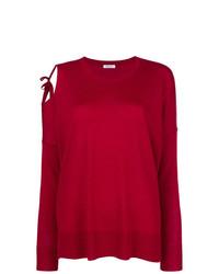 P.A.R.O.S.H. Cut Out Shoulder Sweater