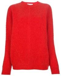 Stella McCartney Ribbed Knit Sweater