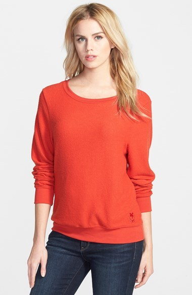 f23a4c4b6f490 Wildfox Couture Wildfox Baggy Beach Jumper Pullover, £78   Nordstrom ...