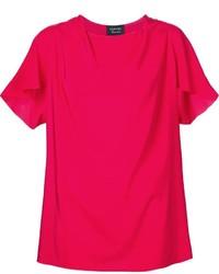 Lanvin Draped T Shirt