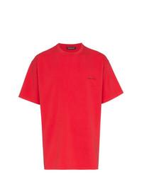 Balenciaga Oversized Copyright Logo T Shirt