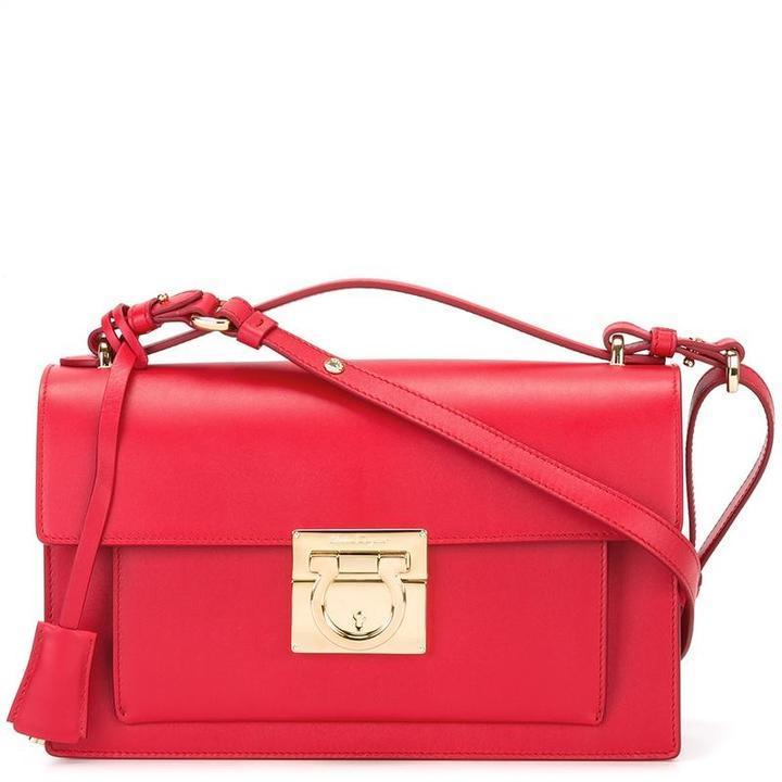 6ce35949b536 ... Salvatore Ferragamo Aileen Crossbody Bag