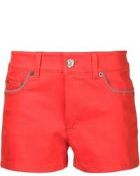 Denim mini shorts medium 419993