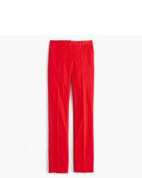 Tall campbell trouser in two way stretch cotton medium 1252824