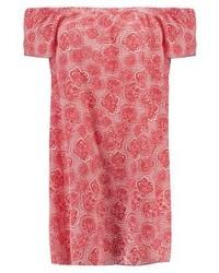 Tommy Hilfiger Ivy Summer Dress Red