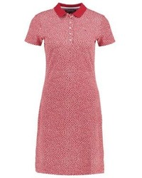 Tommy Hilfiger New Chiara Summer Dress Red