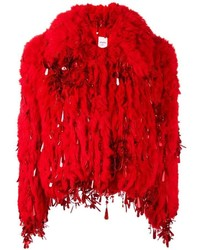 Ashish Short Fur Jacket