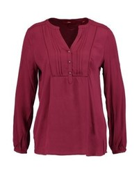 s.Oliver Blouse Beaujolais