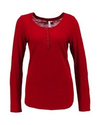 s.Oliver Jumper Rumba Red