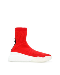 Stella McCartney Knitted Sock Sneakers