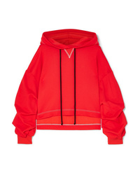 The Range Stretch Terry Hoodie