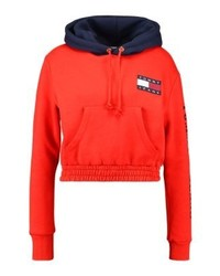 Tommy Hilfiger Tommy Jeans 90s Hoodie Salsa