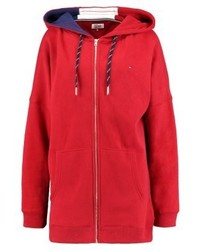 Tommy Hilfiger Tracksuit Top Red