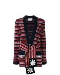 Gucci Stripe Boucl Jacket