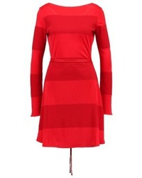 Tommy Hilfiger Gigi Hadid Jersey Dress Red