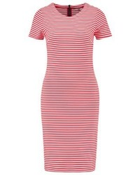 Tommy Hilfiger Jersey Dress Red