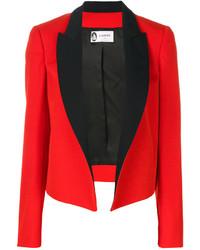 Lanvin Contrast Lapel Jacket