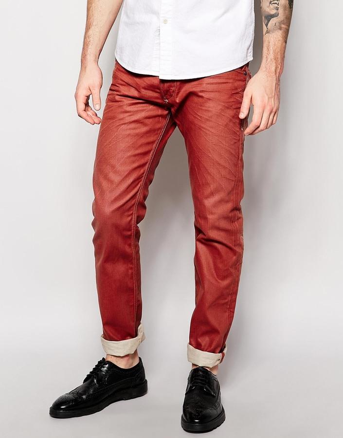 Topmoderne Diesel Jeans Belther Slim Fit Color Mutation, £193 | Asos YL-29