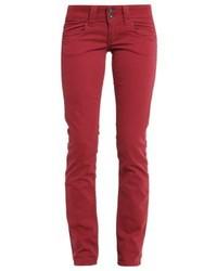 Venus straight leg jeans terracotta medium 3898380