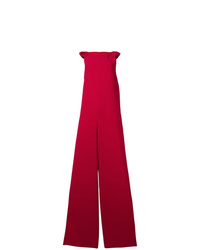 RED Valentino Wide Leg Jumpsuit