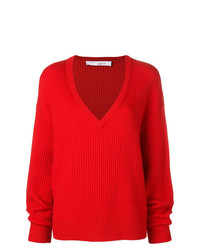 IRO Evolution Ribbed Knit Sweater