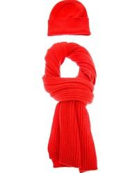 Aida barni scarf and cap set medium 117850