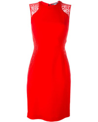 Stella McCartney Lace Detail Bodycon Dress