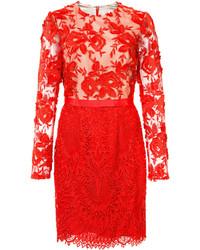 Ml lace bodycon dress medium 3755251
