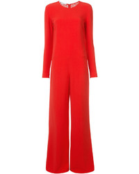 Stella McCartney Lace Back Jumpsuit