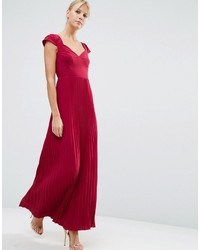 46 Asos Wedding Lace And Pleat Maxi Dress