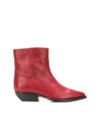The Seller Low Heeled Ankle Boots