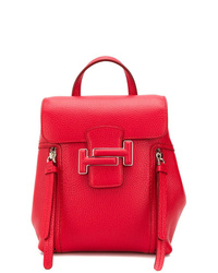 Tod's Double T D Backpack