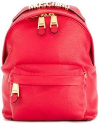 0413e3059a9 Moschino Women s Red Backpacks from farfetch.com