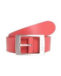 Belt berry red medium 4138267