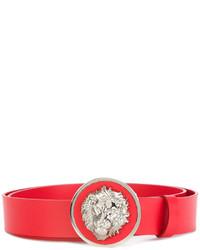 Lion head plaque belt medium 4977618