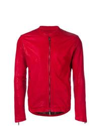 Giorgio Brato Round Neck Zip Jacket