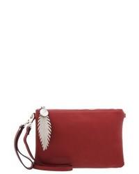 Anna Field Clutch Red