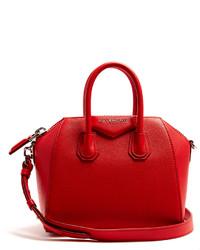Givenchy Antigona Mini Leather Cross Body Bag