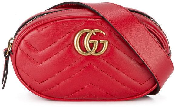 a4278e3b2a9d ... Gucci Gg Marmont Matelass Belt Bag ...