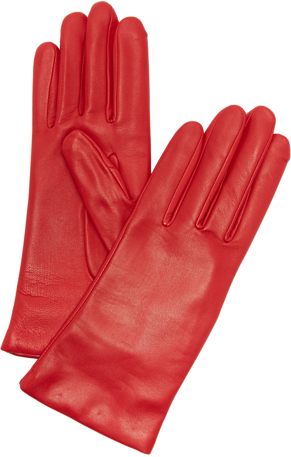0465d715dd87d Agnelle Ines Gloves, £102 | shopbop.com | Lookastic UK