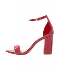 Steve Madden Beella Sandals Red
