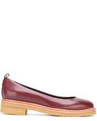 Lanvin Low Heel Loafers