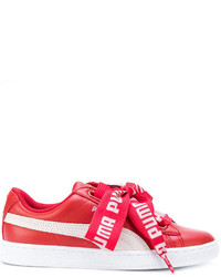 Puma Branded Laces Low Top Sneakers