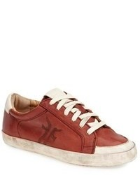 Frye Dylan Leather Sneaker