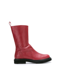Uma Raquel Davidowicz Military Boots