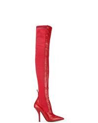 Fendi Rockoko Over The Knee Boots