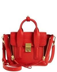 Mini pashli leather satchel medium 163195